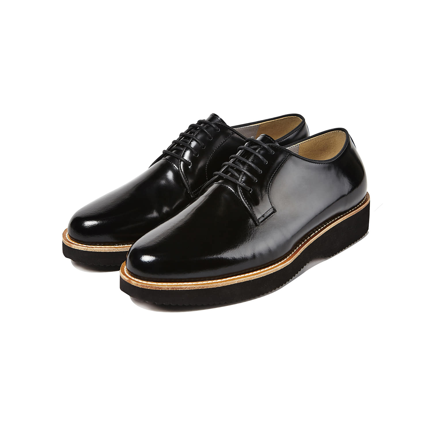 Mansole Cloud for MEN [Glaze Balck]