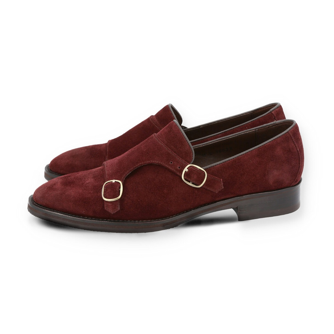 EZEKIEL 1 [Premium Monkstrap Loafer] (Customizable)
