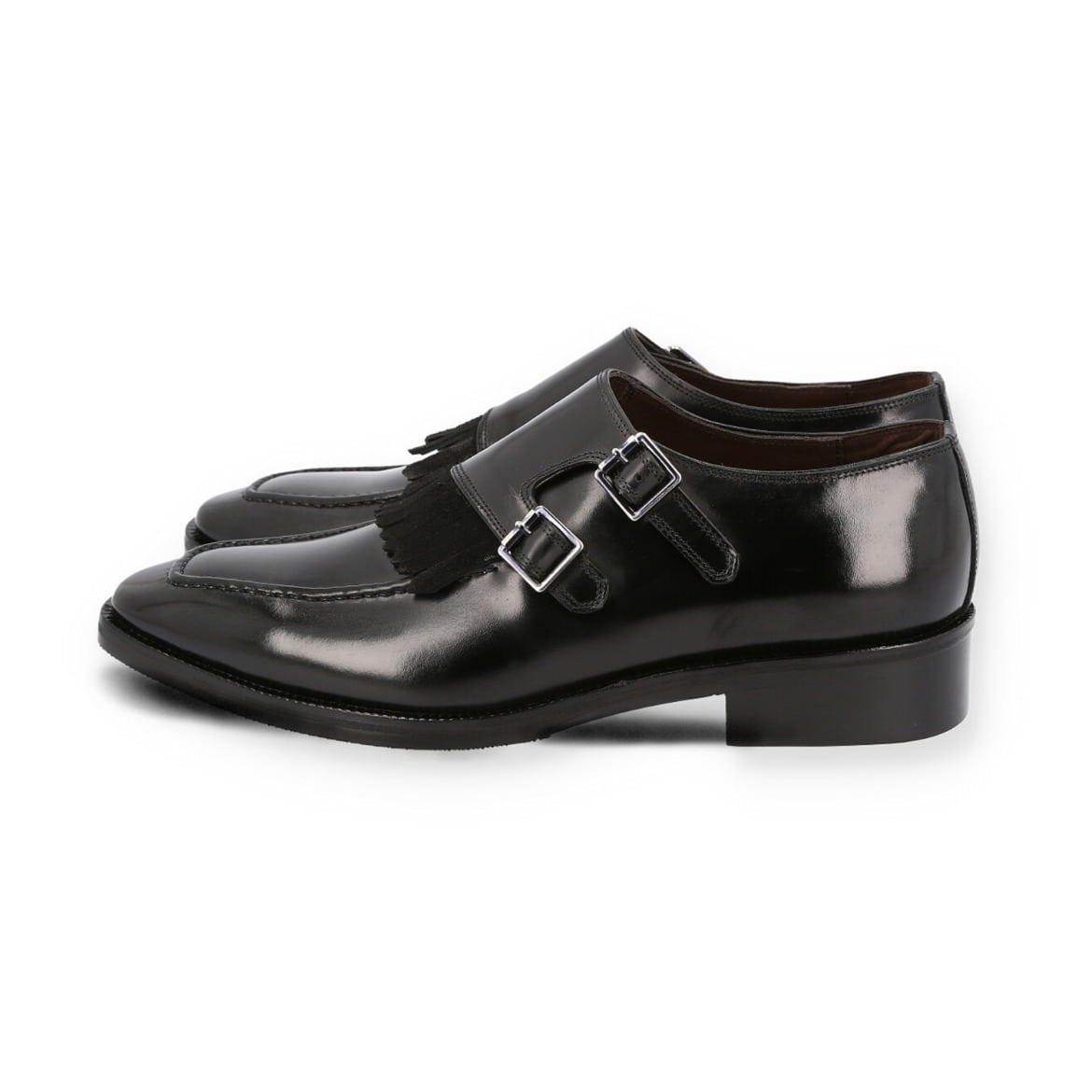 EZEKIEL 8 [Premium U-Tip Monkstrap] (Customizable)