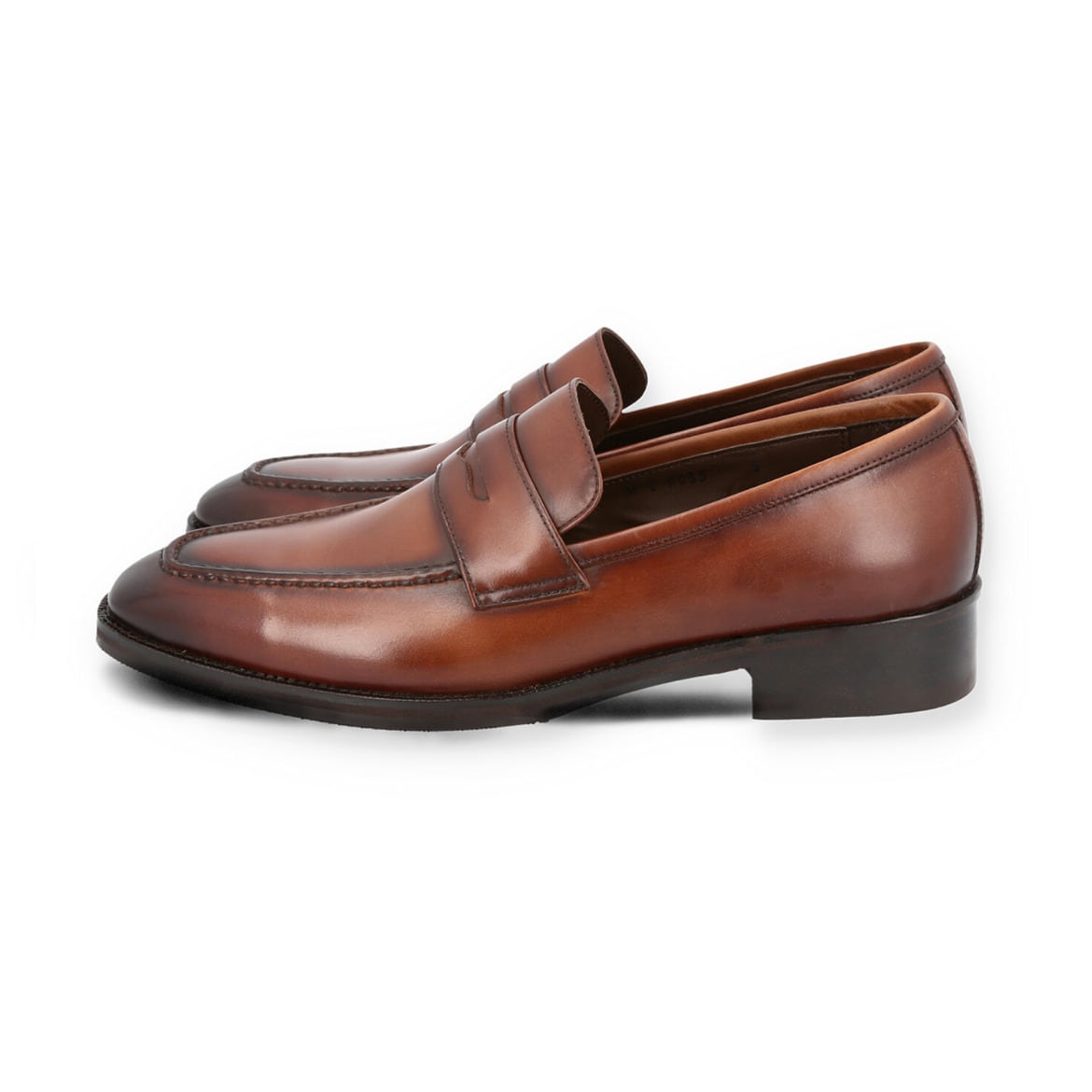 EZEKIEL 4 [Premium U-Tip Penny Loafer] (Customizable)